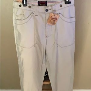 NWT Cremieux Khaki Pants